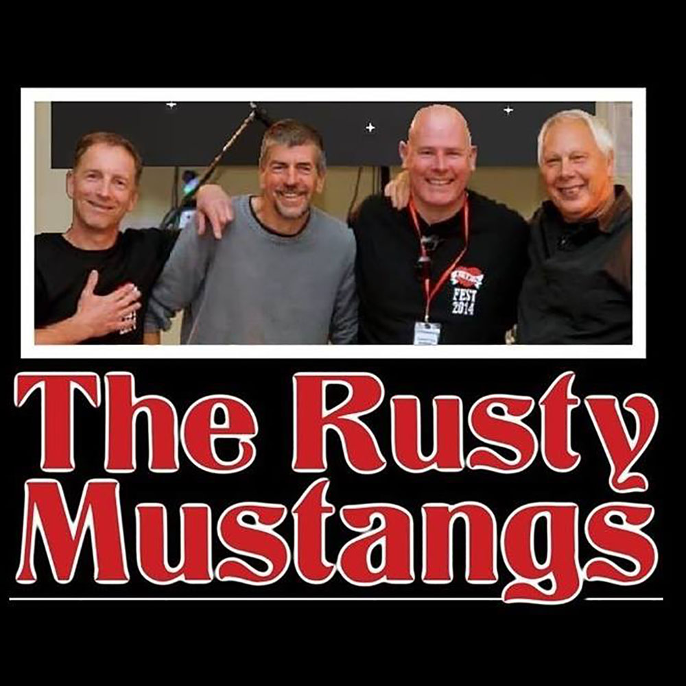 The Rusty Mustangs - Live Music at Cairnbaan Hotel