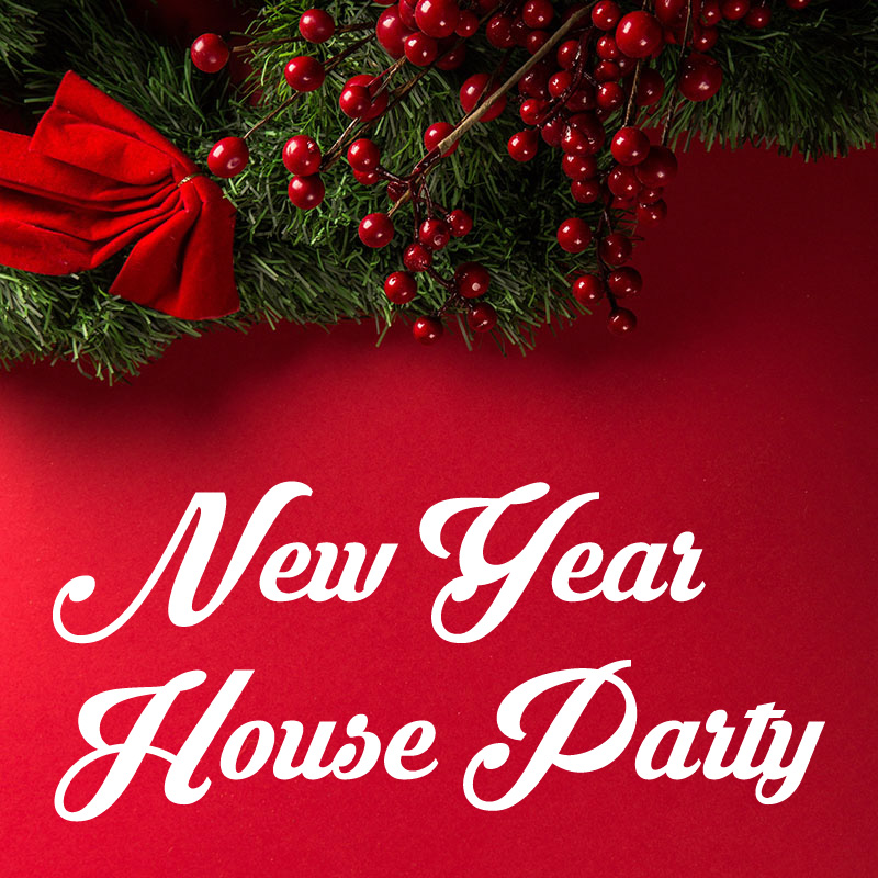 New Year house party at Cairnbaan hotel